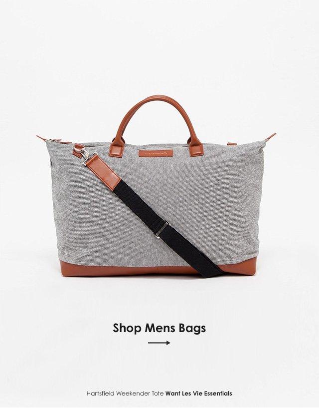 Shop Mens Bags