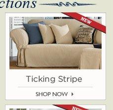 Ticking Stripe