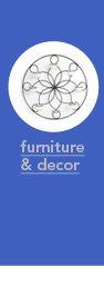 Shop Furniture and Decor