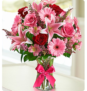 Fields of Europe™ Romance Same-Day Local Florist Delivery Shop Now