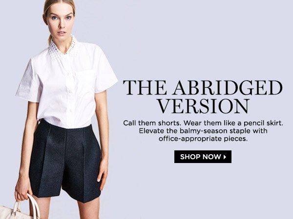 Style Abridged