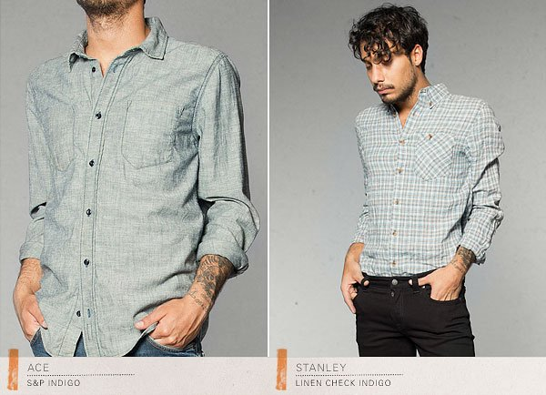 Ace & Stanley shirts