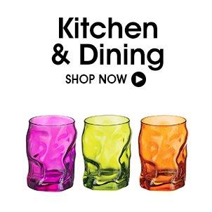Shop Kitchen & Dining