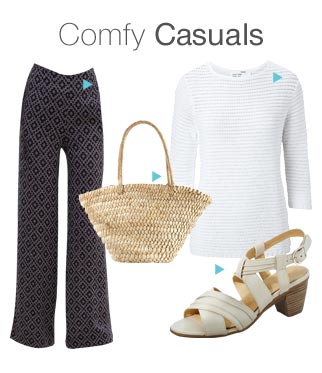 Comfy Casuals