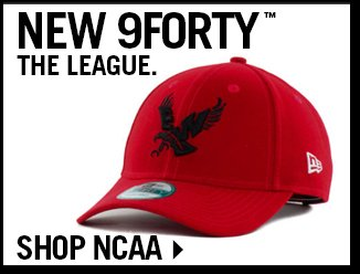 NCAA The League 9FORTY Cap