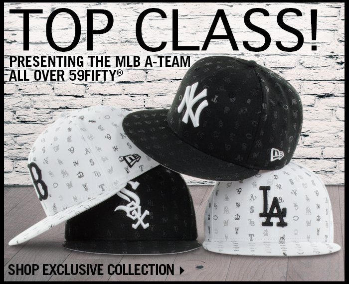 MLB A Team All Over 59FIFTY Cap