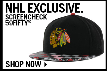 NHL Screencheck 59FIFTY Cap