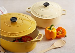 Refresh Your Space: Cookware & More