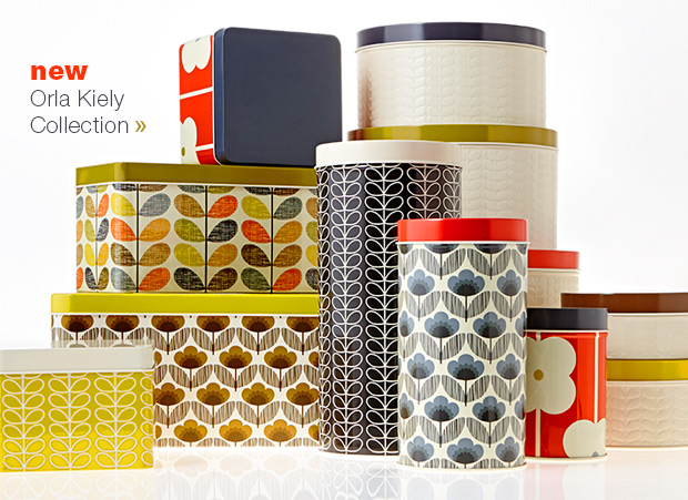 New Orla  Kiely Collection »