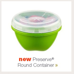 New  Preserve Round Container »
