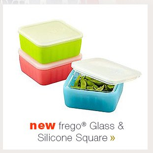New  frego Glass & Silicone Square »
