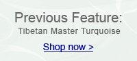 Tibetan Master Turquoise