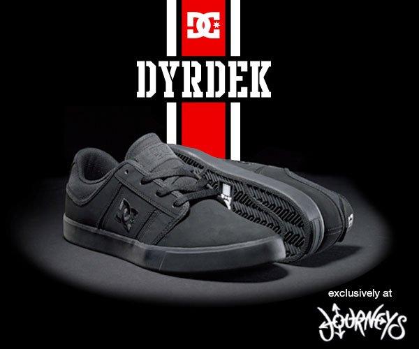 Rob Dyrdek + DC bring you the RD Grand Skate Shoe