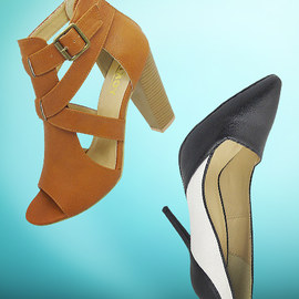 Yoki: Shoes