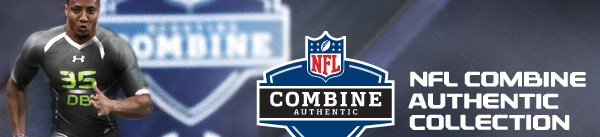 NFL COMBINE AUTHENTIC COLLECTION
