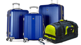 Olympia On the Go Luggage
