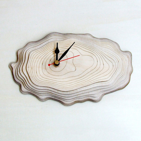 Bark Clock One