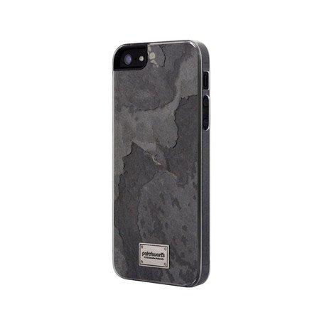 iPhone 5/5S Classique Snap // Black Slate