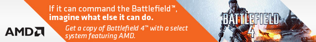 If It Can Command The Battlefield, Imagine What Else It Can Do. Get A Copy Of Battlefield 4 With A Select System Featuring AMD.