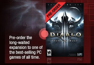 Pre-order the long-waited expansion to one of the best-selling PC games of all time.