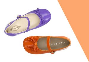 Thinking of Spring: Kids' Shoes