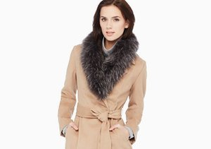 Luxe Layers: Fur Accents