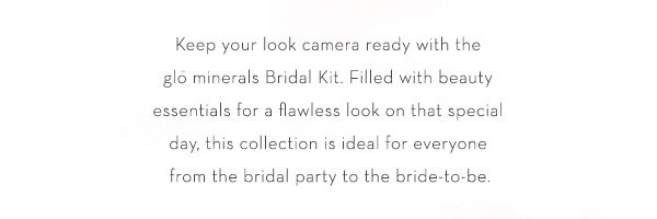 About the Bridal Kit