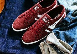 Shop NEW Gola: Classic British Kicks