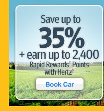 Save up to 35% off with Hertz