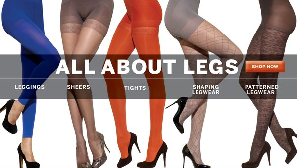 Look great in Silkies Hosiery.  Our Winter Clearance ends soon.