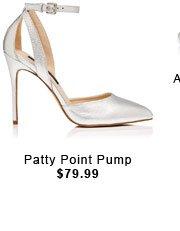 Patty Point Pump