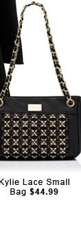 Kylie Lace Small Bag