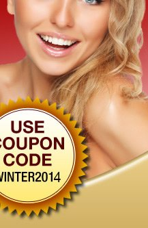Use coupon code WINTER2013