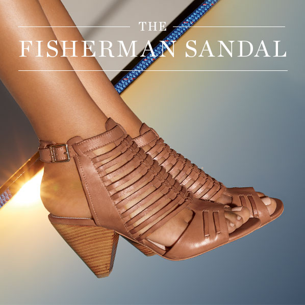 THE FISHERMAN SANDAL