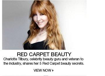 Red Carpet Beauty