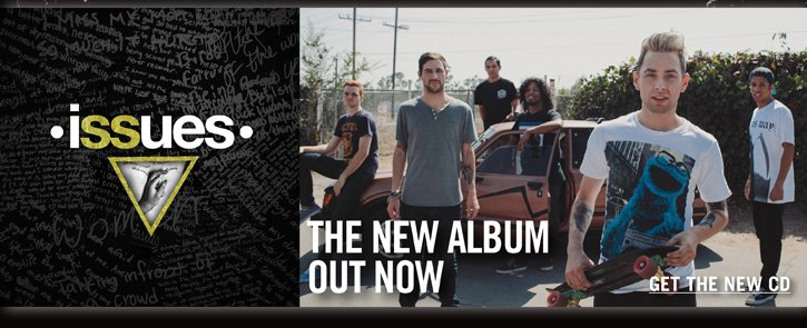 Issues The New Album