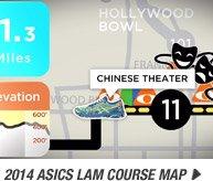 Watch the 2014 ASICS LA Marathon Course Map - Promo C