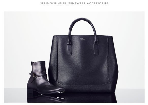 Shop the Heroic Tote from Alexander McQueen