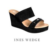 Ines Wedge