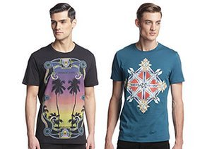 Versace Jeans Graphic T-Shirts