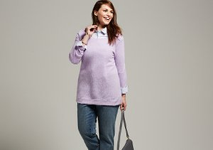 Plus Size: Cashmere Knitwear