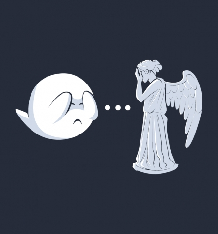Boo vs Angel
