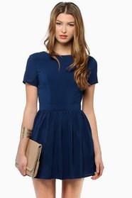 See You Later Skater Dress 37