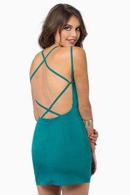 Cradle Back Dress 39