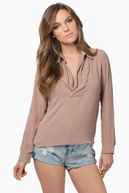 Open Vixen Blouse 33