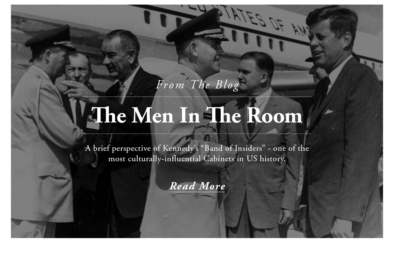The Men In The Room