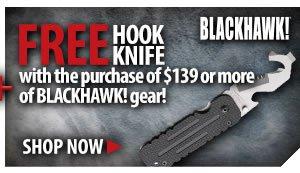 Free Hook Knife