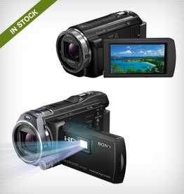 Sony's New Lineup of Handycam Camcorders