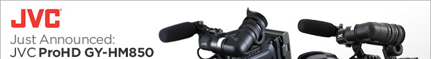 JVC ProHD Camcorders