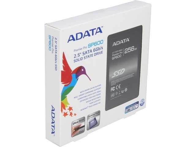 ADATA Premier Pro SP600 ASP600S3-256GM-C 2.5
